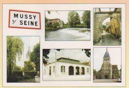 10 MUSSY SUR SEINE - MULTIVUES - Mussy-sur-Seine