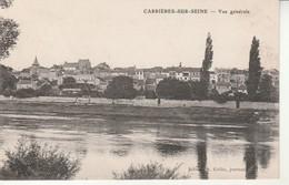 Carrieres Sur Seine-Vue Générale.Edit.Collin. - Carrières-sur-Seine