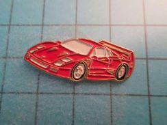 Pin116c Pin's Pins / Rare  FERRARI F40 - Ferrari