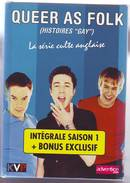 QUEER AS FOLK - 3 DVD + 1 DVD Extras - - Series Y Programas De TV