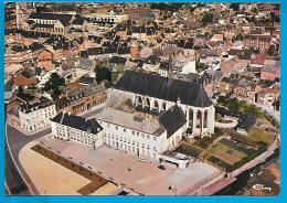 Nivelles - L'église Et Ancien Couvent Des Récollets - Nivelles