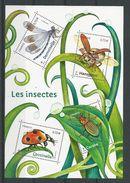 France: Nouveauté 2017 - BF Insectes ** - Insectes