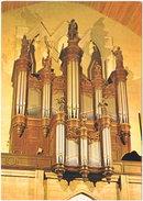 11. Gf. CASTELNAUDARY. Collégiale Saint-Michel. Grandes Orgues Historiques (1) - Castelnaudary