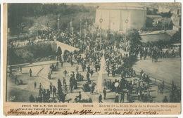 Athenes Entrée De L.M. Les Rois De Grande Bretagne Et De Grèce Jeux Olympiques 1906 Edit Pallis Cotzias 822 Olympic Game - Griechenland