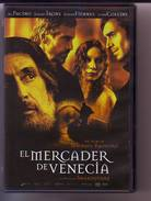 EL MERCADER DE VENECIA - DVD