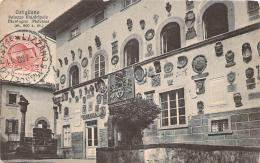 Italie - Cutigliano - Palazzo Municipale, Montagna Pistoiese - Italie
