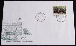 ALAND 1992 MI-NR. 63  FDC - Aland