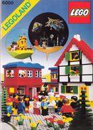 UN CATALOGUE LEGO LEGOLAND DE 1979 NEUF 84 PAGES COULEUR (SUR MON SITE Serbon63 DES MILLIERS D'ARTICLES EN VENTES) - Catalogs