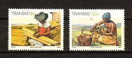Transkei   -   1984.  Artigiani Indigeni. Indigenous Craftsmen. MNH - Altri