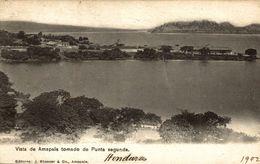 HONDURAS. AMAPALA VISTA DESDE PUNTA SEGUNDA - Honduras