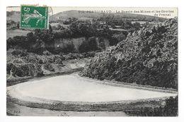 PONTGIBAUD  (cpa 63)  Le Bassin Des Mines Et Les Grottes De Pranal   -   - L 1 - Frankreich