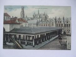 BELGIUM - Bruges - Le Marche Aux Poissons - Brugge