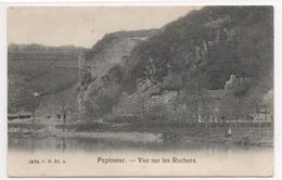 BELGIQUE - PEPINSTER Vue Sur Les Rochers - Pepinster