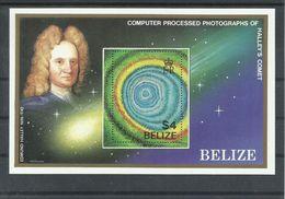 BELIZE  YVERT H/B 68  MNH  ** - Belice (1973-...)