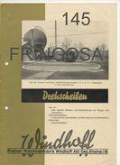 Drehscheiben Windhoff - Catalogues