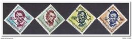 Haïti 1959, Postfris MNH, Abraham Lincoln - Haïti