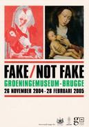 Brugge Groeningemuseum :  2004 => 2005 /  FAKE - NOT FAKE - Cartes Postales