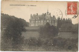 Gaillefontaine Le Chateau - France