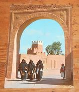 Les Remparts De Tiznit. 1969. - Maroc