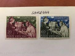 Vatican City St. Bernard Mnh 1953 - Unused Stamps