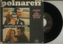 Vinyle  45 T   Polnareff  1971 - Soundtracks, Film Music
