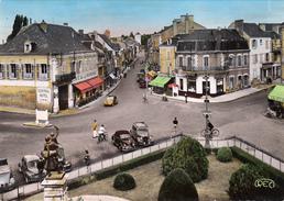 ARGENTON Sur CREUSE - Place De La République Et Rue Gambetta - Frankreich