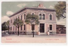 Rovereto - Palazzo Delle Poste  Viaggiata  F595 - Italia