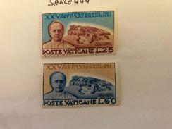 Vatican City Lateran Treaty Mnh 1954 - Unused Stamps