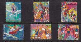 Nations Unies     Atlanta 1996 Série De 6 Tp De 1996 Y&T N° 704/05-317/18-234/35 MNH °° Départ à Moins De 50 % - Summer 1996: Atlanta
