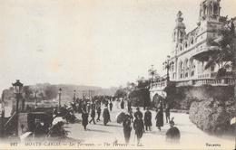 Monte-Carlo - Les Terrasses - Carte LL N° 227, Non Circulée - Terraces