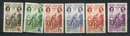 3508  REUNION  N° 180/85**  1943  Tricentenaire Du Rattachement à La France    SUPERBE - Réunion (1852-1975)