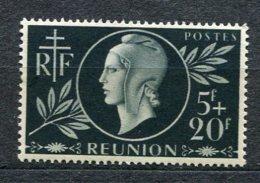 3511  REUNION  N° 251**  1944   Entraide Française    SUPERBE - Réunion (1852-1975)