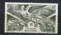 3520  REUNION  PA N°35**  1946    Anniversaire De La Victoire    SUPERBE - Réunion (1852-1975)