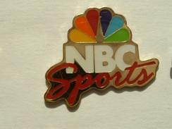 PIN´S NBC SPORTS - Médias