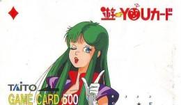 MANGA * GAME CARD Japon *  TAITO *  PHONECARD JAPAN (15.780) MOVIE * ANIME  COMICS * TK - Comics