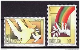 Europa CEPT Malte 1995 Y&T N°929 à 930 - Michel N°954 à 955 *** - Europa-CEPT