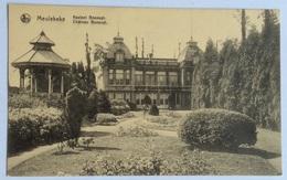Meulebeke - Kasteel Chateau Bossuyt  FELDPOST 26-12-1915 Uitgever C. Sabbe - Declerck - Meulebeke