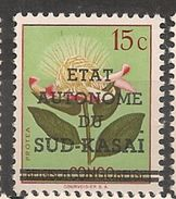 CONGO SUD-KASAI 2-V 1 Point Sur KASAI MH Neuf * - Sud-Kasaï