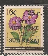 CONGO SUD-KASAI 3 MNH NSCH ** - Sud-Kasaï
