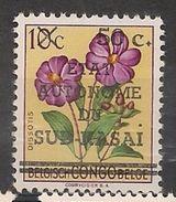 CONGO SUD-KASAI 4-V 1 Point Sur Kasai MH Neuf * - Sud-Kasaï
