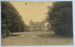 Pitthem Het Kasteel Pittem Zeldzaam Kaartje Uitg. Gezusters Van Daele FELDPOST 1917 Preuss. Pionier Bataillon 239 - Pittem
