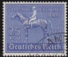 Deutsches  Reich    .   Michel    .  698    .         O             .       Gebraucht - Deutschland