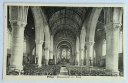 Pittem - Binnenzicht Der Kerk  Uitg. Lanoo - Pittem