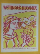 4617 - Wettinger Klevner  Suisse - Fondue