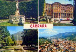 Carrara - Formato Grande Viaggiata – E 2 - Carrara