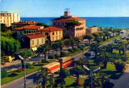Marina Di Massa - Giardini - Hotel Tirreno - 12 - Formato Grande Viaggiata – E 2 - Massa