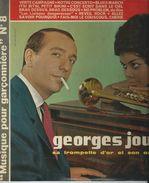 Vinyle 33T 25 Cm G Jouvin No 8 - Instrumental