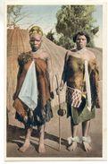 TRANSVAAL South Africa Swazi Frauen Im Festkleid Color Kingdom Of Eswatini Ungelaufen TOP-Erhaltung - Südafrika