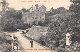 ROUEZ EN CHAMPAGNE - Château De Courmenant - Altri Comuni