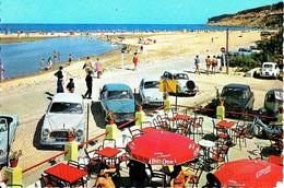 LA FRANQUI  La Nouvelle Route Et La Olage  - 403, 404, Dauphine Fiat 500 ...- Dentelée - - France